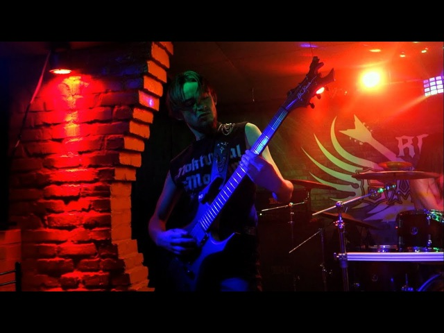 Black Union Structure Of Mind Live at Barvy club Kiev 09 12 2017