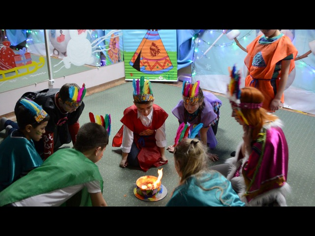 День рождения в детском клубе Дилайт
