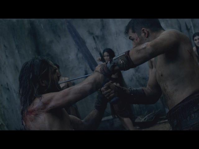 Спартак Месть Спартак против Ганника
