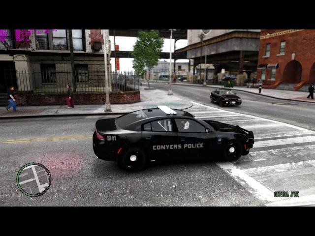 GTA 4 - ENB Mod