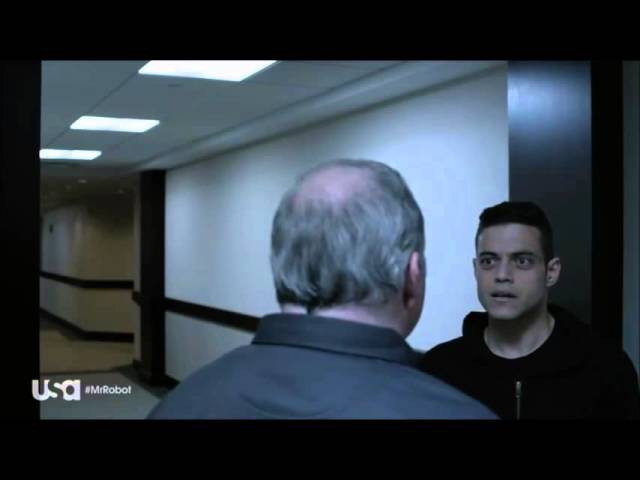 Mr.Robot- Bill, Would Anyone care If you Died?