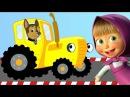 Мультик. Синий трактор едет на гонки. Paw Patrol. Свинка Пеппа. Щенячий патруль. Angry Birds...