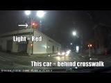 Cops Run a Redlight, Blame Me