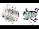 Принцип работы однофазного асинхронного электродвигателя