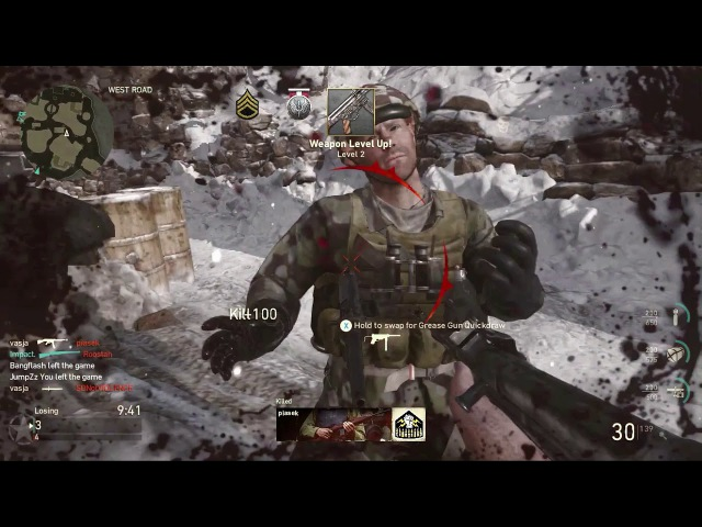 CoDWW2 Montage Part44 (on PC with GAMEPAD) Heavy