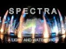 Spectra – Light and Water Show | Marina Bay Sands, Singapore [Full Show, 4K]