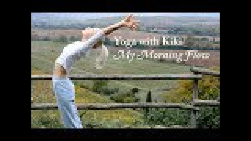 YOGA | MORNING FLOW IN TUSCANY