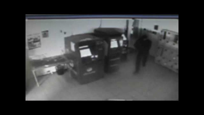Ограбление в Воротынске