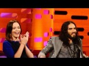 EMILY BLUNT RUSSELL BRAND: Breaking Up a Dolphin Marriage (The Graham Norton Show)