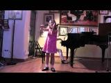 Alma Deutscher (7) plays The Bee by Fran