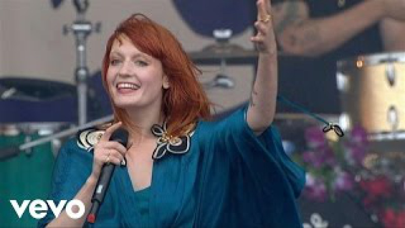 Florence The Machine Dog Days Are Over Live At Oxegen Festival 2010