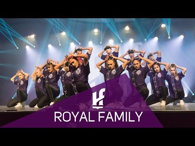 ROYAL FAMILY   Hit The Floor Gatineau HTF2018