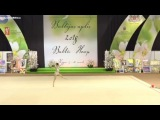 Salome Urushadze ball AA 2018 Baltic Hoop IT