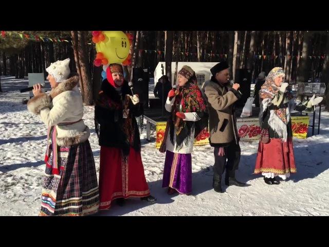 Масленица с Сибирскими Казаками