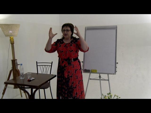 Природа обережного круга и выставление для женщин. 07.05.2017. Токарева Н.П.