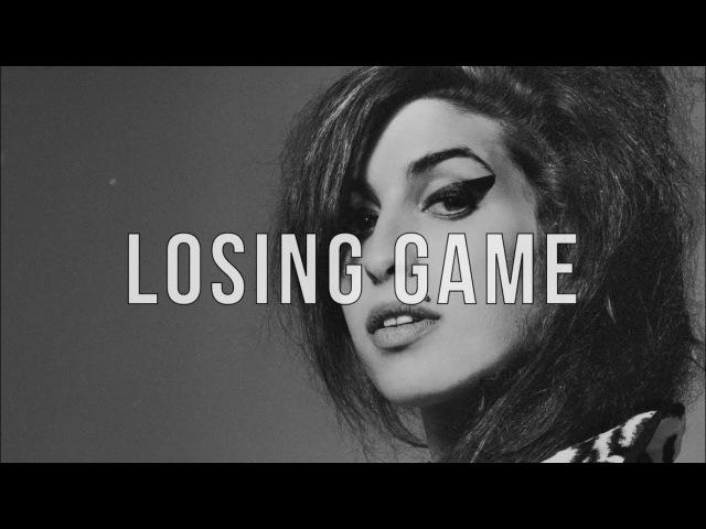 AMY WINEHOUSE X RIHANNA X ARIANA GRANDE TYPE BEAT | LOSING GAME | JAZZY BLUES INSTRUMENTAL 2017
