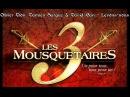 2016 Olivier Dion, Damien Sargue David Ban (Les 3 Mousquetaires) - Levons-nous [Paroles]