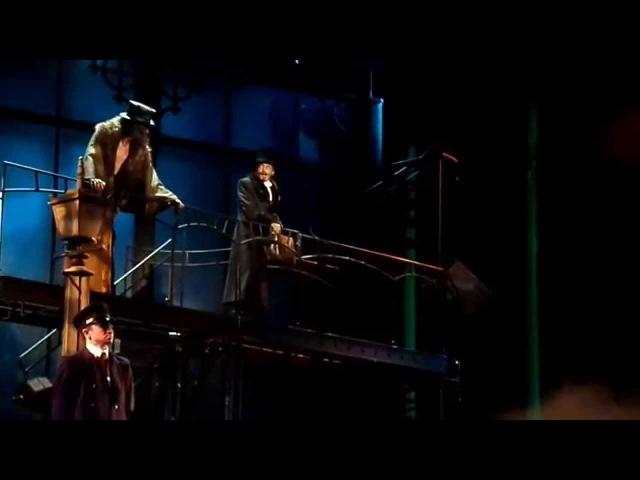 (16.01.2015) Убийство лорда Сэведжа ,мюзикл Джекилл и Хайд