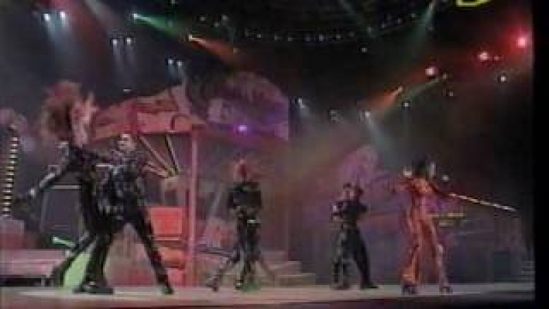 Livin' Joy - Don't Stop Movin' (Live 1996)