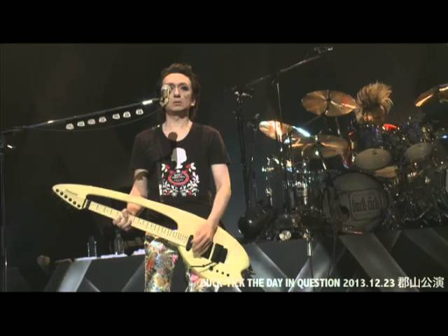 BUCK-TICK『FLY HIGH』THE DAY IN QUESTION 2013