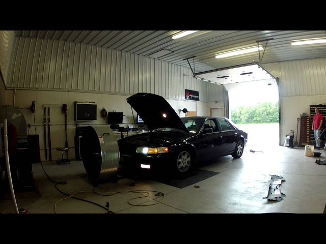 2001 Cadillac Seville STS Dyno Tune by Madtuner