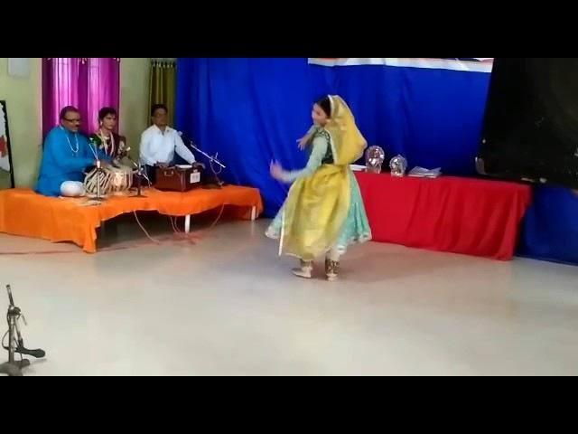 Salami by Kathak Dancer VAISHALI PATIL