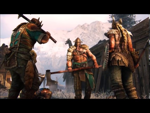 For Honor GMV It has begun with My Demons