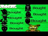 PLAY AS ALL ANIMATRONICS!!.. Five Nights at Freddys 3