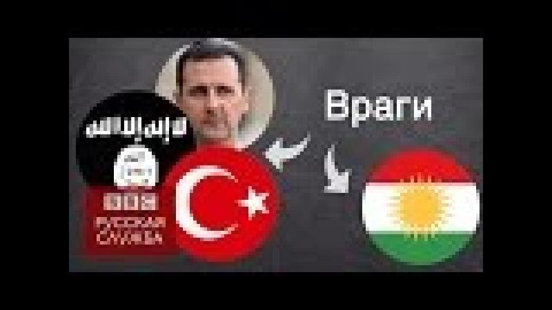 Истинная причина войны в Сирии! Коварный замысел тайного мирового правительства! (13.01.2017)