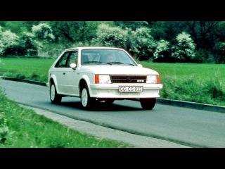 Opel Kadett GTE 3 door D '02 1983–08 1984
