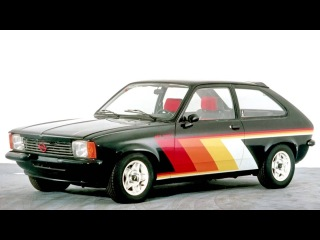 Irmscher Opel Kadett City C '1978