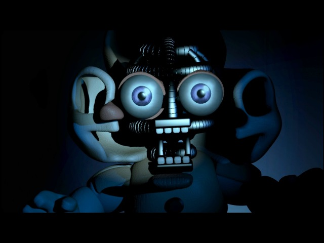 Five Nights at Freddy's - Sister Location. Ночь 1-2.