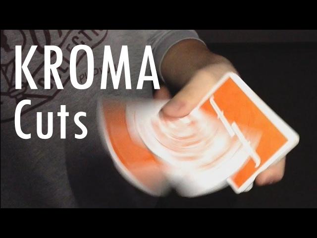Kroma Cuts Cardistry Tutorial