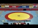 World Youth Junior Sambo Championships 2017. Day 2. Preliminaries Mat 2
