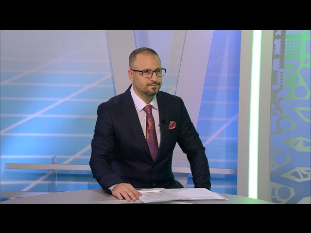 Тарык Доган в эфире передачи «Национальный вопрос и — ответ»