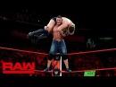 [ BMBA] John Cena vs. The Miz - Loser Enters the Elimination Chamber First: Raw, Feb. 12, 2018