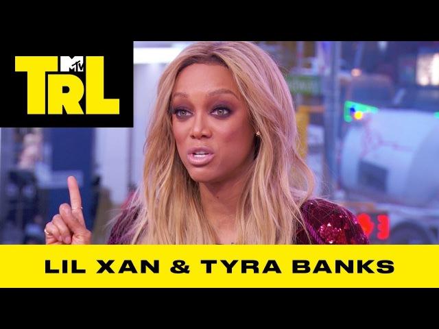 Lil Xan and Tyra Banks on 'MTV Floribama Shore' Fat-Shamers | TRL Weekdays at 4pm
