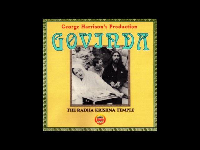 The Radha Krishna Temple - Govinda (full album)