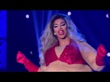 Shangela vs Trixie Mattel lipsync performance