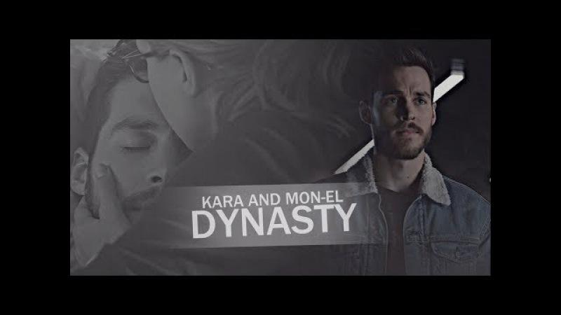 Kara mon-el | dynsty [3x09]