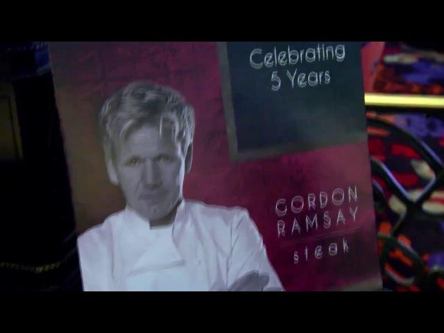 Гордон Рамзи разыграл свой персонал ресторана Gordon Ramsay Steak и своего шефа Кристину...