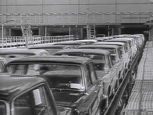 Волжский автомобильный. Страницы кинолетописи. Куйбышев телефильм, 1972 год