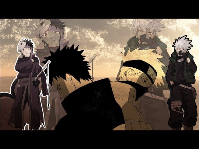 Naruto 「AMV」 Don't Look Down