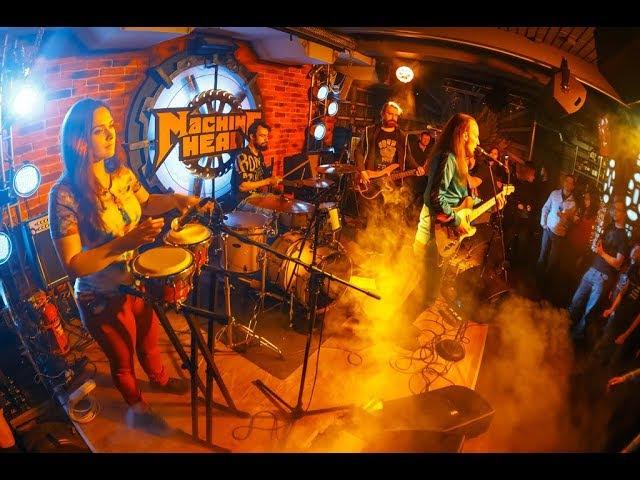 Mudita Ech'a - Roots Natty Dread Lock [Рок-клуб Machine Head] (Саратов) (Live) 12.01.2018
