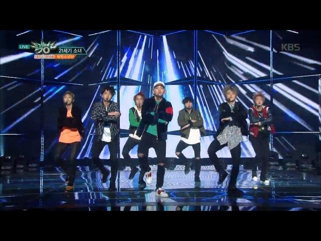 MUSIC BANK 뮤직뱅크 - BTS 방탄소년단- Blood Sweat Tear 피 땀 눈물.20161104
