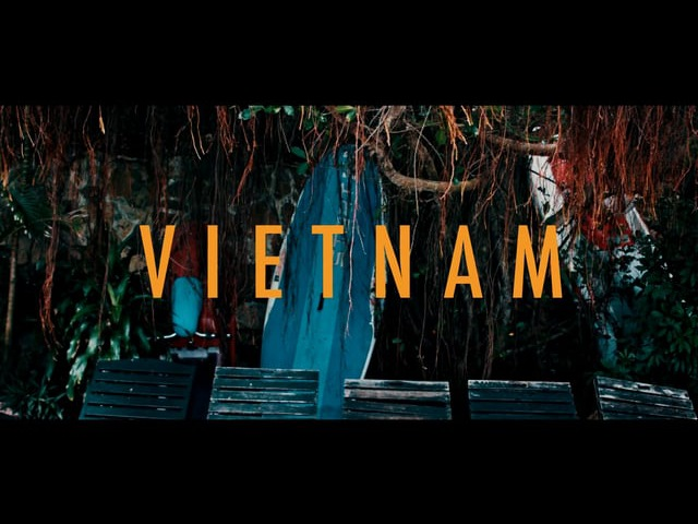 Vietnam, Nha Trang