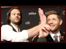 SUPERNATURAL Cast Talk OMG Moments Scooby-Doo Crossover Scoobynatural at Paleyfest 2018