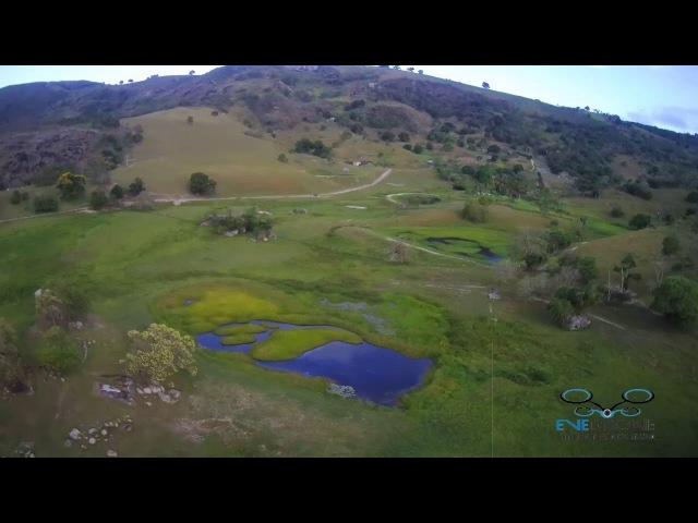 Drone Hubsan H501ss nesse vídeo eu fui a 1km HD