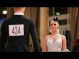 Evgeny Nikitin - Anastasia Miliutina danceComp Wuppertal 2017 - WDSF WO STD - F T