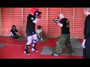 Комбинации рукопашный боя С.П.А.С., часть 6 S.P.A.S. self-defense